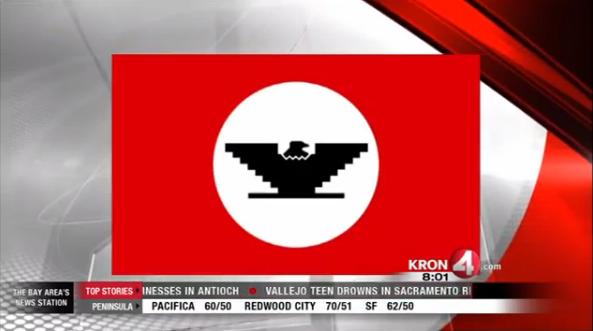 East Palo Alto Ca >> CA TV News Links UFW Flag with Gang Activity - News Taco
