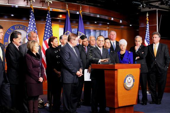 congressional hispanics have not endorsed border surge