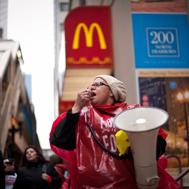 Fast food workers strike, demand better wages - News Taco