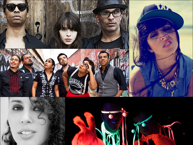 Andrea Echeverri: Alt.Latino's Favorite Songs, Albums And Artists Of 2013