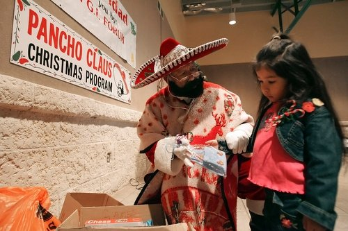 Santa Is White You Don T Know Pancho Claus News Taco
