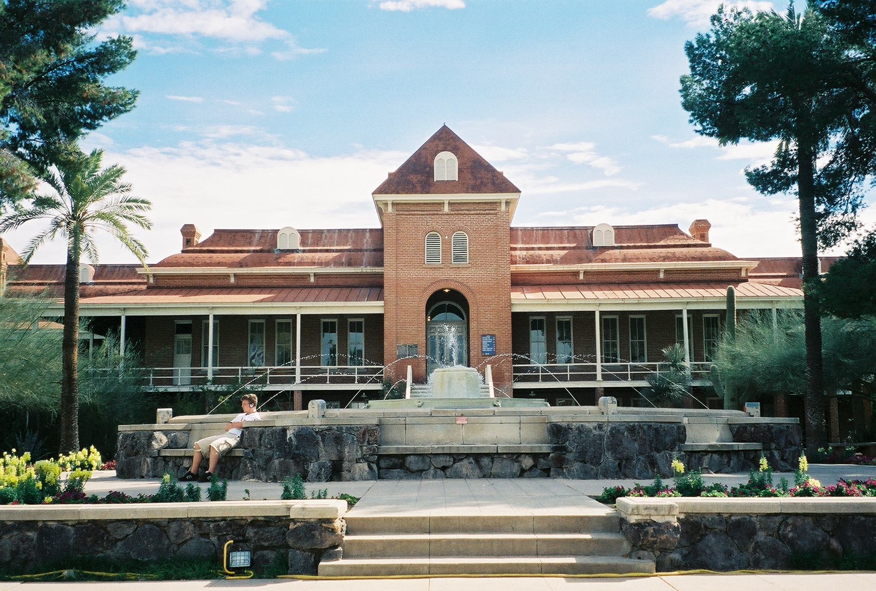 University of arizona tits — 4