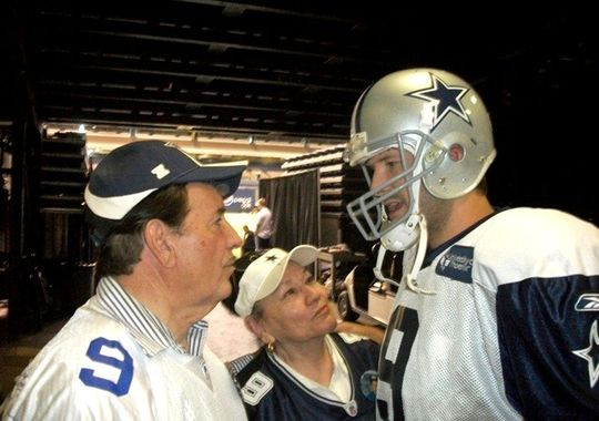 'We are so blessed': Grandparents proud of Romo's success ...  'We are so ...