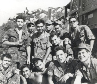 The Invisible Force Latinos At War In Vietnam News Taco