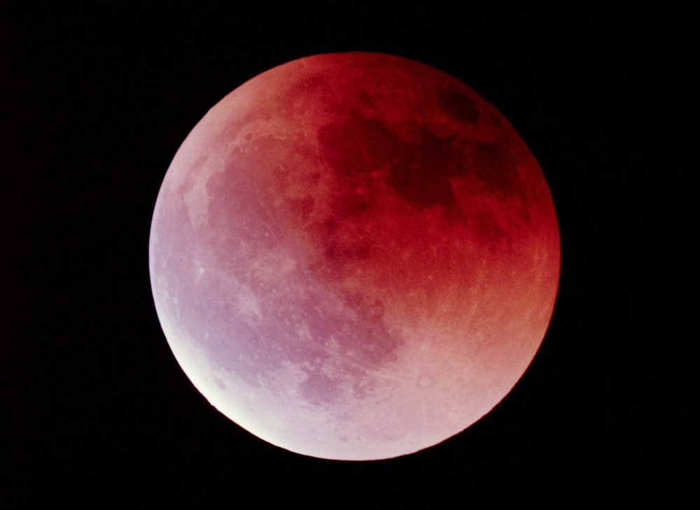 red moon eclipse south africa - photo #41