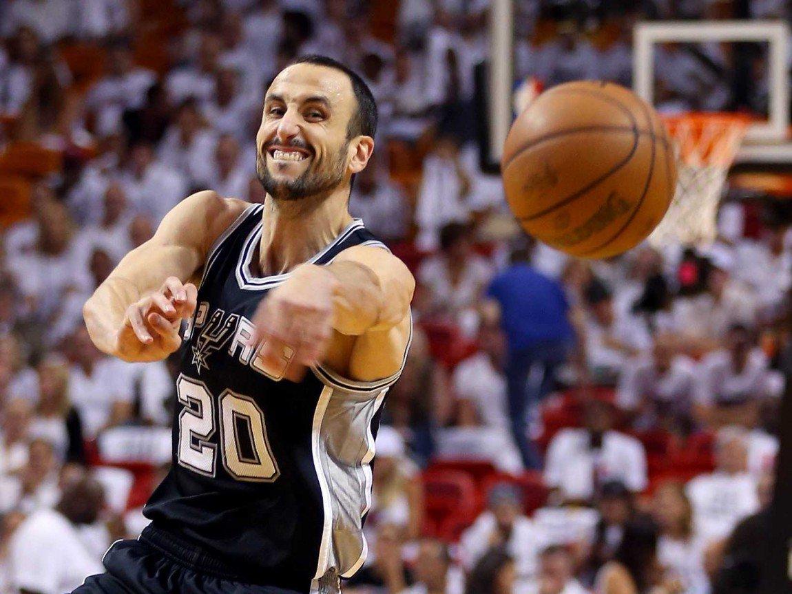 Manu Ginobili, the Most Decorated Latino in NBA History ...